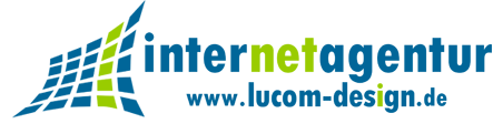 Logo Lucom Design